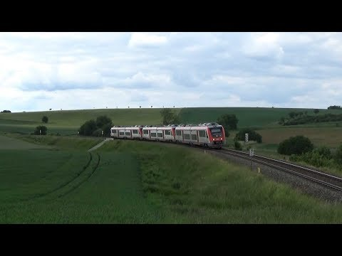 Zugverkehr In Ober-Ramstadt