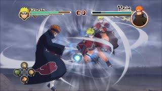 Наруто против Пейна | Naruto Shippuden: Ultimate Ninja Storm 2  Русские субтитры(, 2016-07-30T20:14:00.000Z)