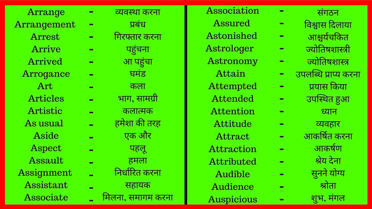 arrogant attitude meaning in hindi