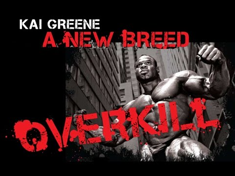 Kai Greene: OVERKILL (complete bodybuilding documentary)