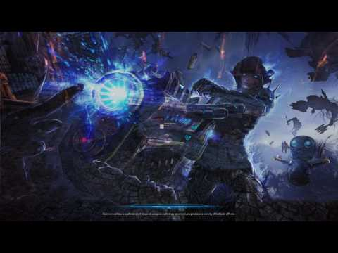 Tera Sorcerer PvP - NA - 3v3 Champion's Skyring Full Game - Icha #1