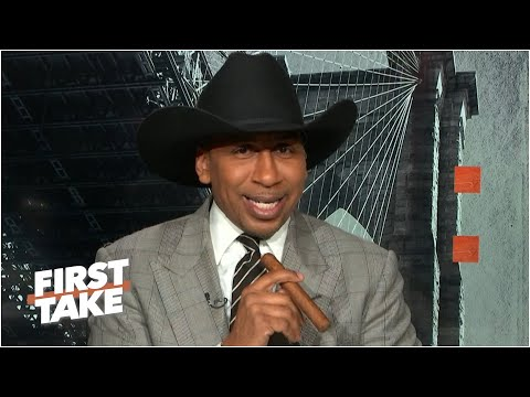 'Southern Stephen A.' reacts to the Cowboys' Thanksgiving Day loss  First Take