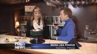 The Wine Cellar At Mona Lisa Fondue