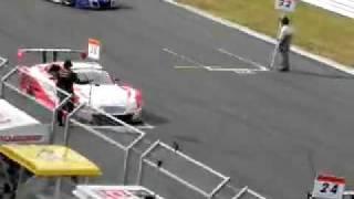 FUJI Sprint Cup 2010  スタートセレモニー①