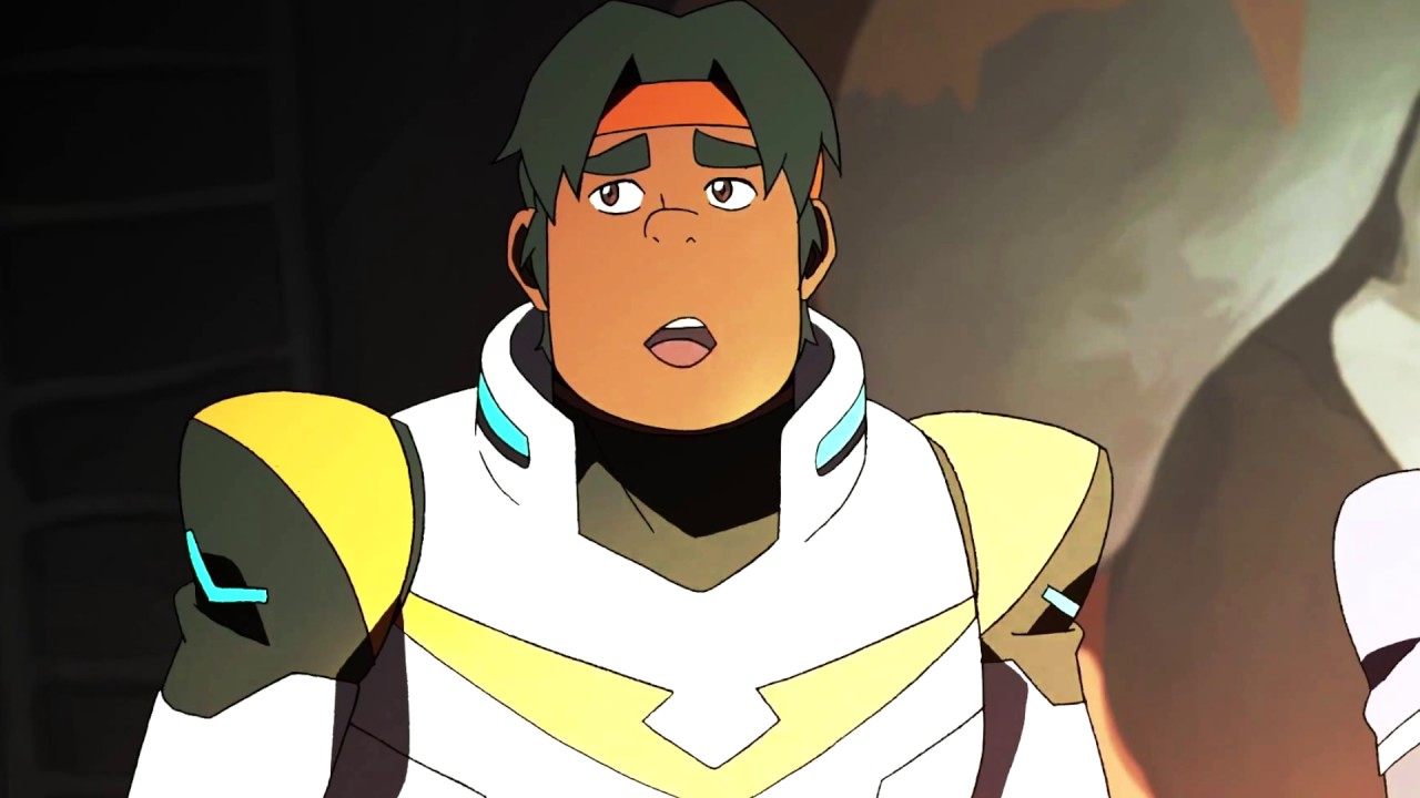 HUNK } voltron - YouTube