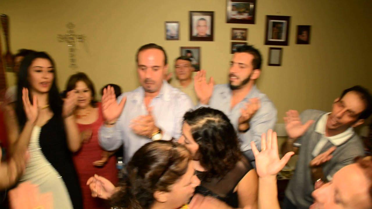 Issa Maram the House Party at Nabil Fleifel House2