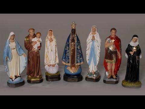 O que a Igreja diz sobre o uso de imagens? - Web TV Cléofas