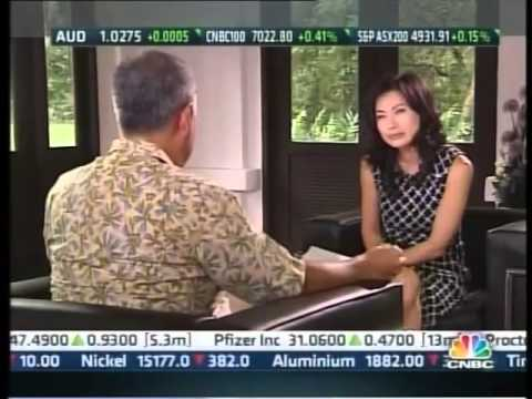 Tomy Winata on CNBC Managing Asia 2013 with Christine Tan