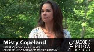Misty Copeland & The Intelligence of Dancers │ Jacob's Pillow Dance