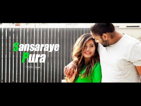 Sansaraye pura - Dileepa Saranga ( Official Music Video )