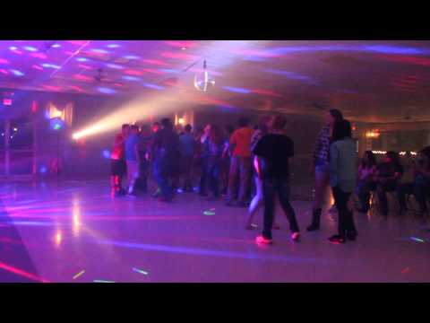 New Martinsville School end of year dance 8th grade