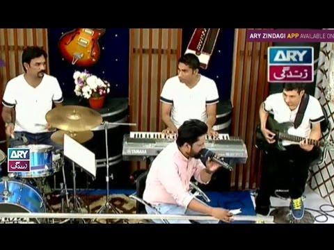 """""""Tum Sang Naina"""" sung by Kashif in Salam Zindagi"""