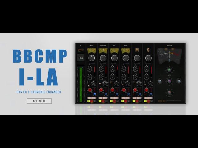 BBCMP I-LA: Drum | Babelson