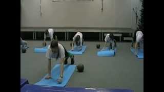 Шейпинг упражнения