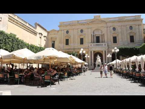 Valletta - The European Capital of Culture 2018