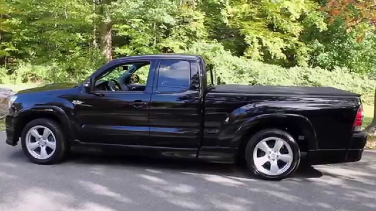 2013 toyota tacoma x runner v6 supercharged youtube. Black Bedroom Furniture Sets. Home Design Ideas