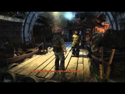 """Metro Last Light Full Game 10-hour Longplay Walkthrough """"Ranger Hardcore"""" 1080p"""