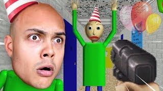 FINALLY COMPLETING BALDI'S BASICS thumbnail