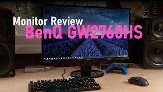 BenQ GW2760HS Review