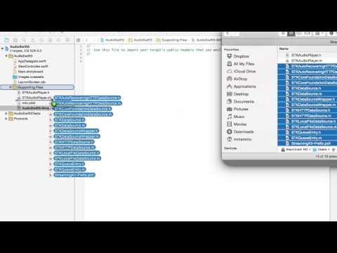 ObjectiveC & Swift Bridge Tutorial