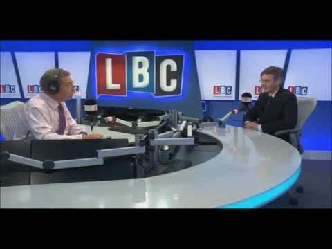 Nigel Farage Asks Callers to Rate Theresa May (Special Guest Inc)