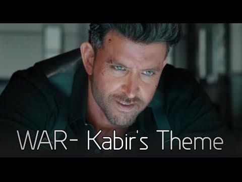 War Kabir's Theme Instrumental 8d Audio