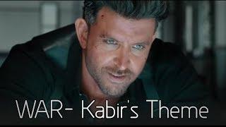 WAR - Kabir's Theme Instrumental (8D Audio)