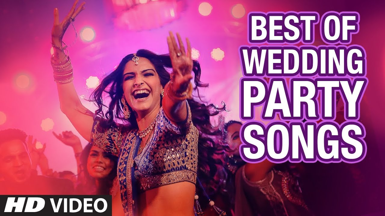 Best Of Bollywood Wedding Songs 2015