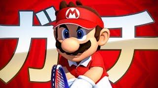 【マリオテニスエース】世界一を目指す!!(日本2位 R4,924~)/【Mario Tennis Aces】Aim for the world's best!!(World:2nd R4,924~)