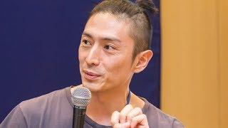 ウェブ: http://globis.jp/ リバースプロジェクト代表取締役・伊勢谷氏...