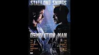 RADIO TRAILER Demolition man (1994)