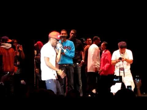 Big Sean - Too Fake (Live) HD