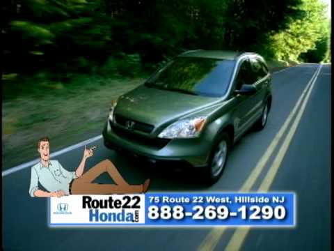 Rt 22 Honda >> Rt 22 Honda Tv Commercial Opportunity Knocking Nj By Greenrose Media