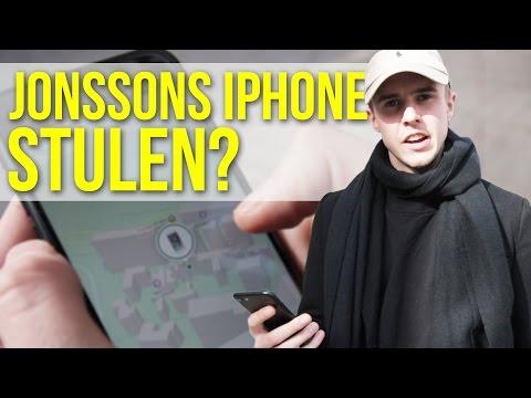 VI SPÅRAR JONSSONS FÖRSVUNNA MOBIL