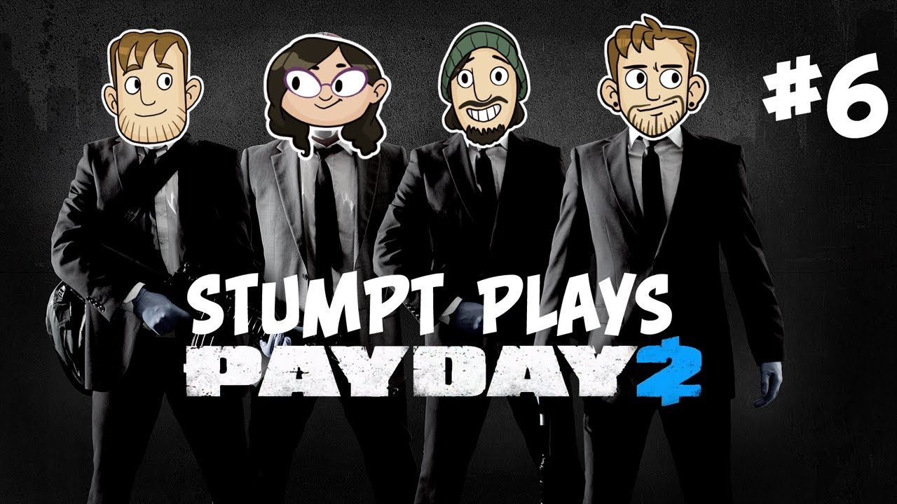 payday 2 how to make the amcr good