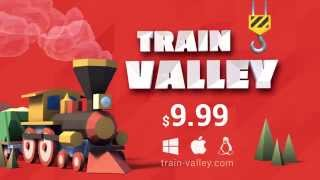 Train Valley - Launch Trailer