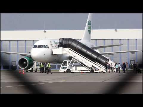 Erster Flug von Nordholz nach Mallorca mit Germania (Cuxhavener Nachrichten/Niederelbe-Zeitung)