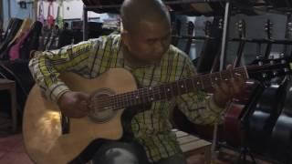 Lòng mẹ - test guitar 650.000- 0906.39.1557