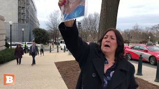 Angel Mom Confronts Her Democrat Congresswoman Susan Davis