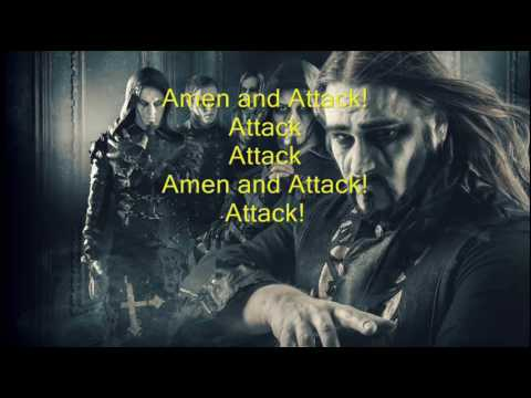 Powerwolf - Amen & Attack (NEW LYRICS)