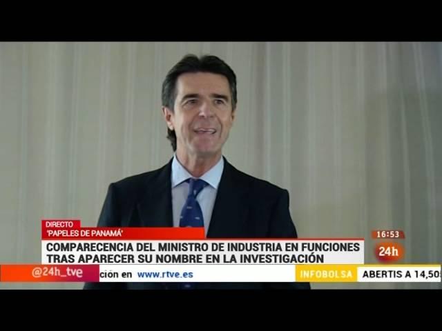 El PP respalda a Soria, que niega cualquier relación con una 'off shore'