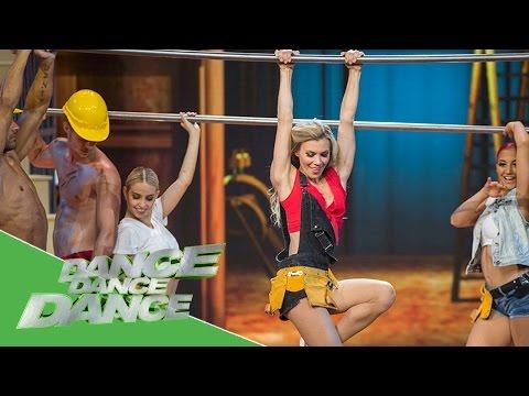 Annemarie danst op 'Work From Home' van Fifth Harmony | Dance Dance Dance