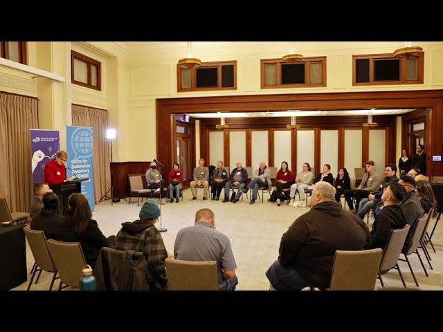 Your Afternoon ABC Northern Tasmania: Australian Citizens' Jury on Genome Editing