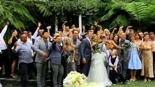 Дашина Свадьба Окленд Новая Зеландия Февраль 2015