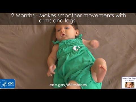 Baby Development: 0-3 Months