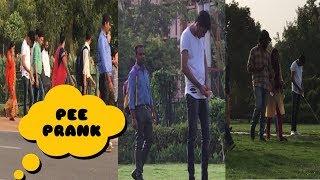 Pee Prank - EPIC Reaction - Prank In India 2018 | Sadda Films