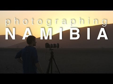 Photographing Namibia - Preview