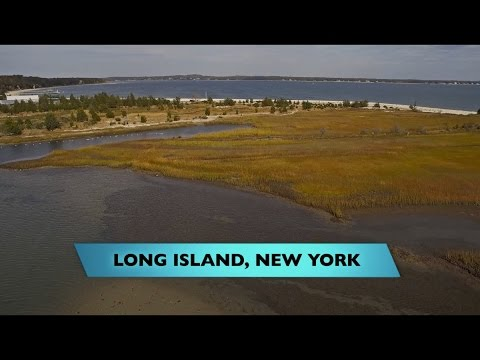 Preparing For Climate Change In Eastern Long Island, New York