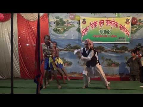 Tihar special Cultural Dusk, Madhela Bardiya