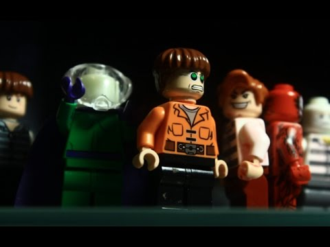 Download The Spectacular Lego Spider-Man (S2:EP4) Rendezvous